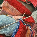 'Knit Together' at Deep River Public Library, Saturday