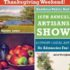 Opening Reception for Hadlyme Hall Artisans Show This Evening, 4-8pm