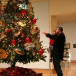 Enjoy 'The Magic of Christmas' at Florence Griswold Museum Through Dec. 31