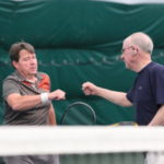 Madison Senior Men's Tennis Club Welcomes New Members of Any Skill Level From All Along Shoreline