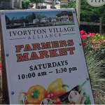 Last Chance to Visit Ivoryton Village Farmers' Market, Saturday; Season Ends Sept. 29
