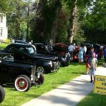 Lyme-Old Lyme Lions Hosts Classic Car Show During Old Lyme's Midsummer Festival, July 28