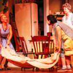 'The Queens of the Golden Mask' at Ivoryton Strikes a Topical Chord … With a Warning